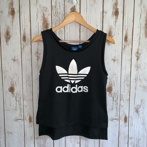 Adidas Athletic Jersey Tank Top